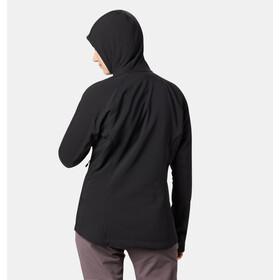 Mountain Hardwear W's Keele Hoody Jacket Black